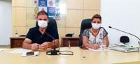 Vereadores de Manhuaçu se reúnem para compor comissões